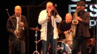 Nils Landgren Funk Unit - 2010 Jarasum Jazz Festival