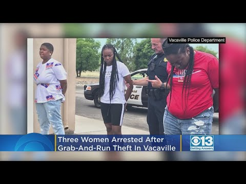 3 People Suspected Of Trying To Steal $1,000 Worth Of