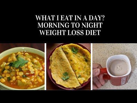 What I eat in a day?| Weight loss diet| MomCafe