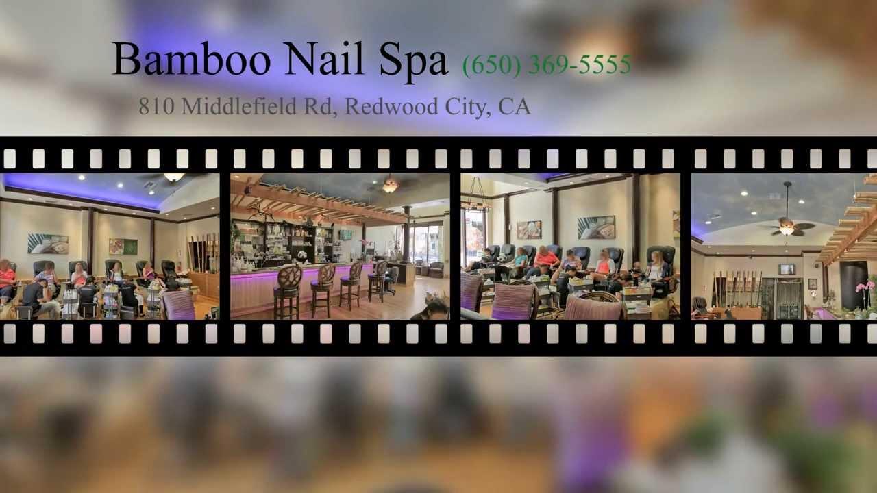 Bamboo Nail Spa Redwood City