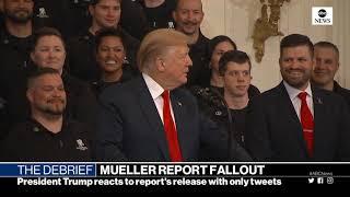 The Debrief: Mueller report reaction, Good Friday celebration, Turpin parents sentenced   ABC News