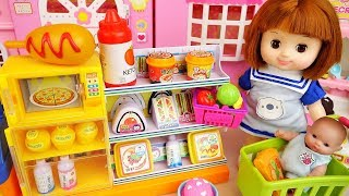 Baby Doll mini mart toys baby doli play