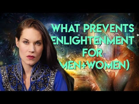 The #1 Reason You Can't Reach Enlightenment/Awakening For Women and For Men - Teal Swan -