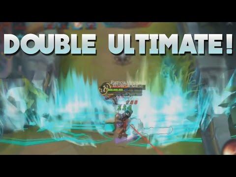 Mobile Legends LAPU LAPU GLITCH/BUG! DOUBLE ULT (ultimate)