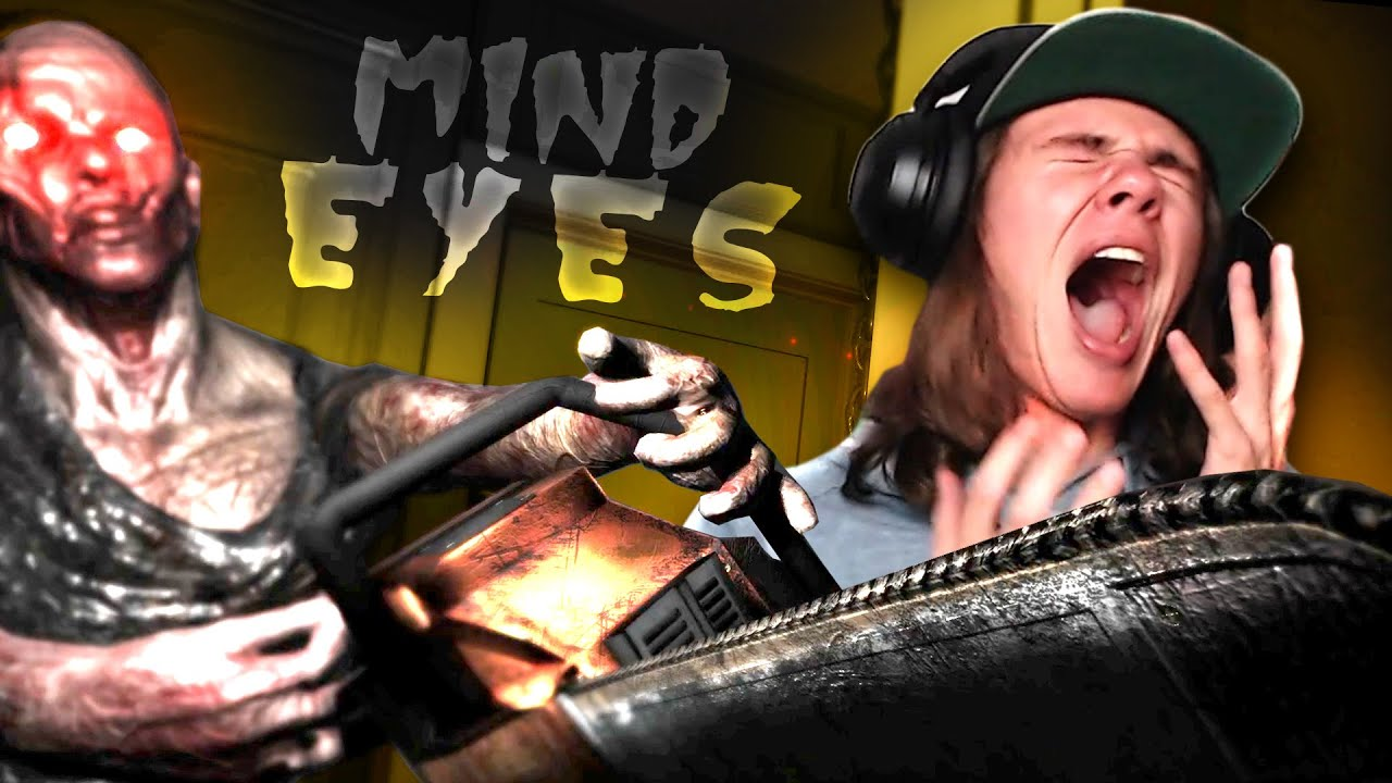 THIS HORROR GAME SCARED ME 5 YEARS AGO, AND NOW IT STILL SCARES ME... | Mind Eyes