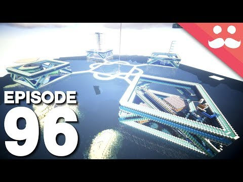 Hermitcraft 5: Episode 96 - THIS LOOKS MAD!