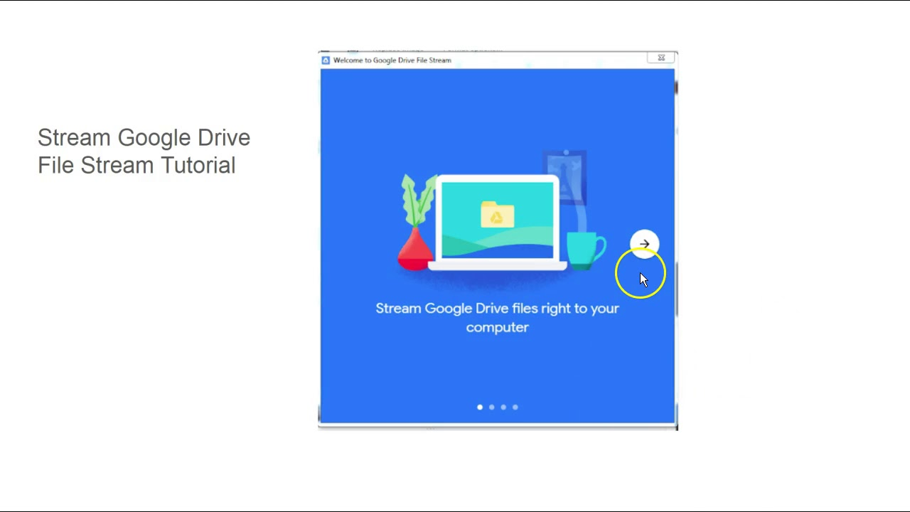 How to download Google File Stream to your computer