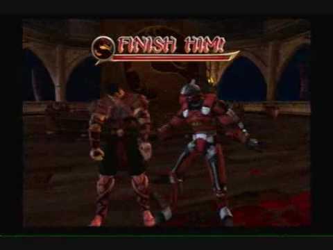 Mortal Kombat Armageddon - Human Sektor (KAF)   Doovi