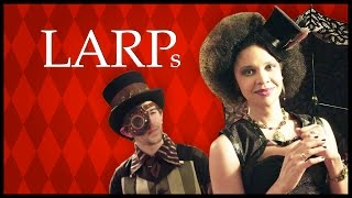 Crossover | LARPS Season 2 | Episode 5