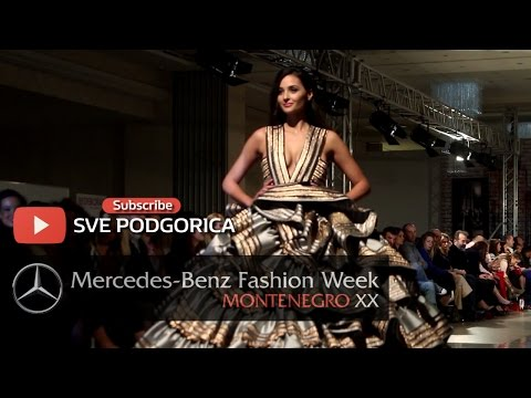 MERCEDES BENZ FASHION WEEK MONTENEGRO XX - SVE PODGORICA (I-ST DAY)