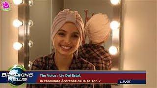The Voice : Liv Del Estal,  la candidate écorchée de la saison 7