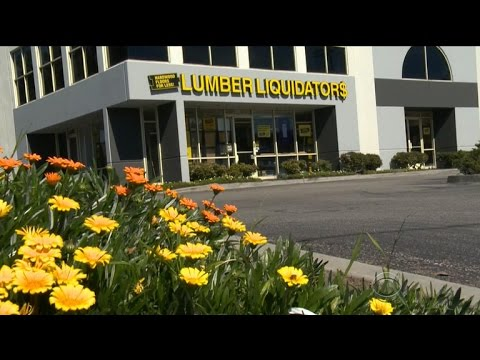 "Lumber Liquidators agrees to ""recall to test"" flooring"