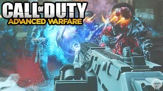 Advanced Warfare: Exo Zombies INFECTION! - Magnetron Wonder Weapon & Goliath Boss (Ascendance DLC)