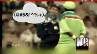 vuclip Cheater Afridi and Pakistan Team Exposed Against Team India in Semi-Final Match - India TV