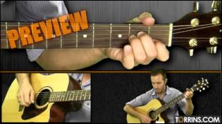 New York Nagaram Guitar Lesson (PREVIEW)