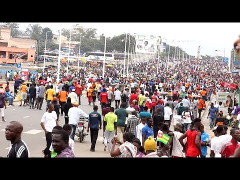 Togo sees second day of protests against President Gnassingbé