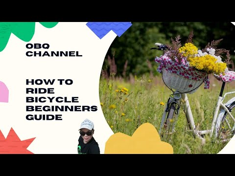 HOW TO RIDE BICYCLE BEGINNERS GUIDE thumbnail