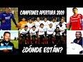 ¿QUÉ PASÓ con los JUGADORES CAMPEONES con MONTERREY en el torneo APERTURA 2009?