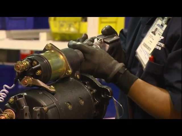 BBB Industries Re-manufactured Alternator Part # 13382-7S