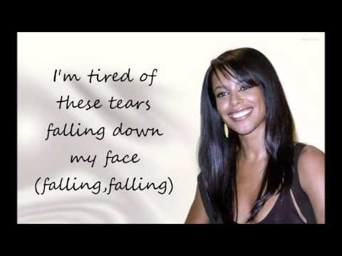 Aaliyah Heartbroken lyrics