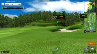 명승골프(MS Golf) 함평다이너스티 5번홀 플레이