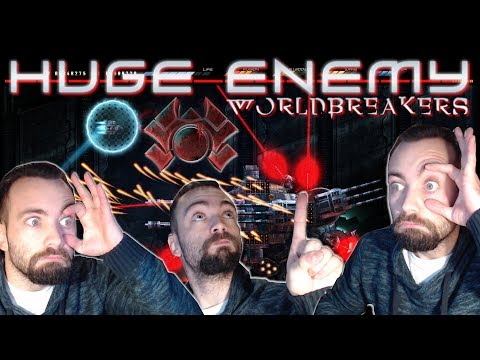 Huge Enemy - DÉCOUVERTE !  