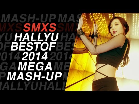 BEST OF 2014 K-POP MEGA MASH-UP — SMXS