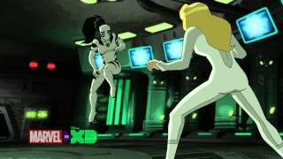 Marvel's Ultimate Spider-Man: Web-Warriors Season 3, Ep. 19 - Clip 1