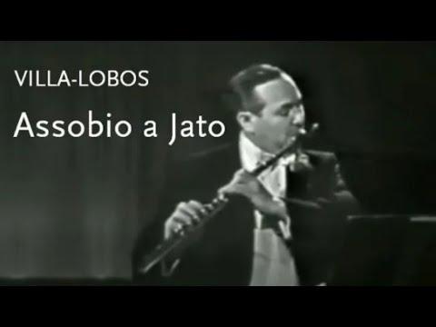 Assobio a Jato • Villa-Lobos • Julius Baker