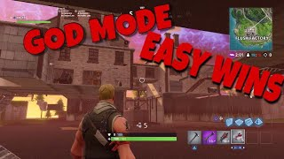 Fortnite Shopping Cart Glitch To Get Under Flush Factory (God Mode)