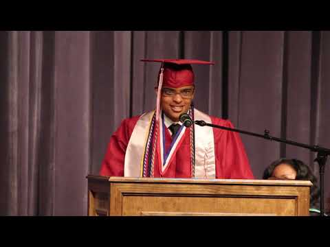 2019 Grand Prairie Collegiate Institute Graduation Ceremony