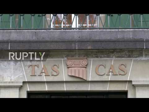Switzerland: Serbia appeals to CAS against Kosovo