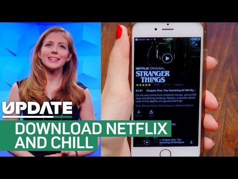 Download Netflix shows to watch offline (CNET Update)