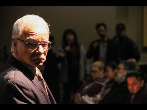 Cal State Los Angeles Student Activists confront President William A. Covino