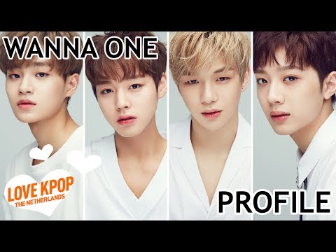WANNA ONE Members Profile (Position, Nationality, Facts etc.)