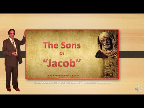Jacobs Sons: A Hebrew Word Study