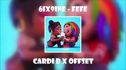 6ix9ine - FEFE [REMIX] Ft. Cardi B, Offset, & Nicki Minaj