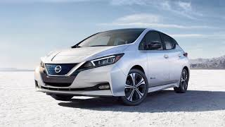 2018 Nissan LEAF - Meters and Indicators