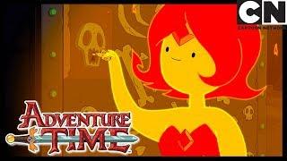 Temps de l'aventure | Voûte de l'Os | Cartoon Network