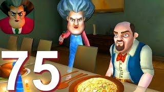 Scary Teacher 3D - Gameplay Walkthrough Part 75 Chapter 2 Love Affair - 3 New Levels (Android, iOS)
