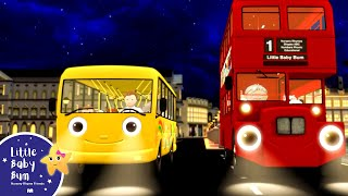 Wheels On The Bus | Part 7 | Nursery Rhymes | HD Version by LittleBabyBum