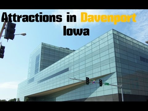 Top 11. Best Tourist Attractions in Davenport - Travel Iowa