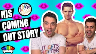 Coming out story |Being outed?| RuPaul's Drag Race UK | It Gets Better UK| Arif and Ricky