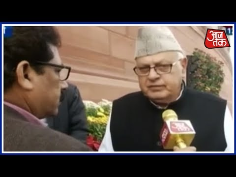 Farooq Abdullah Reacts On Modi's Conspiracy Charge, Says Pakistan Does Not Engage In Conspiracies