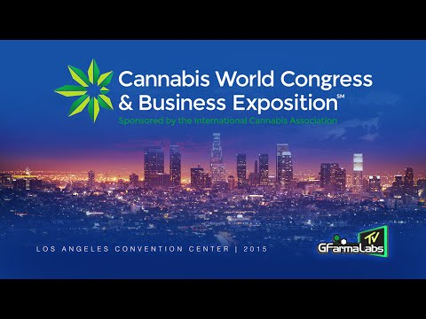 G FarmaLabs TV - Coverage of The Cannabis World Congress & Business Expo - Los Angeles 2015