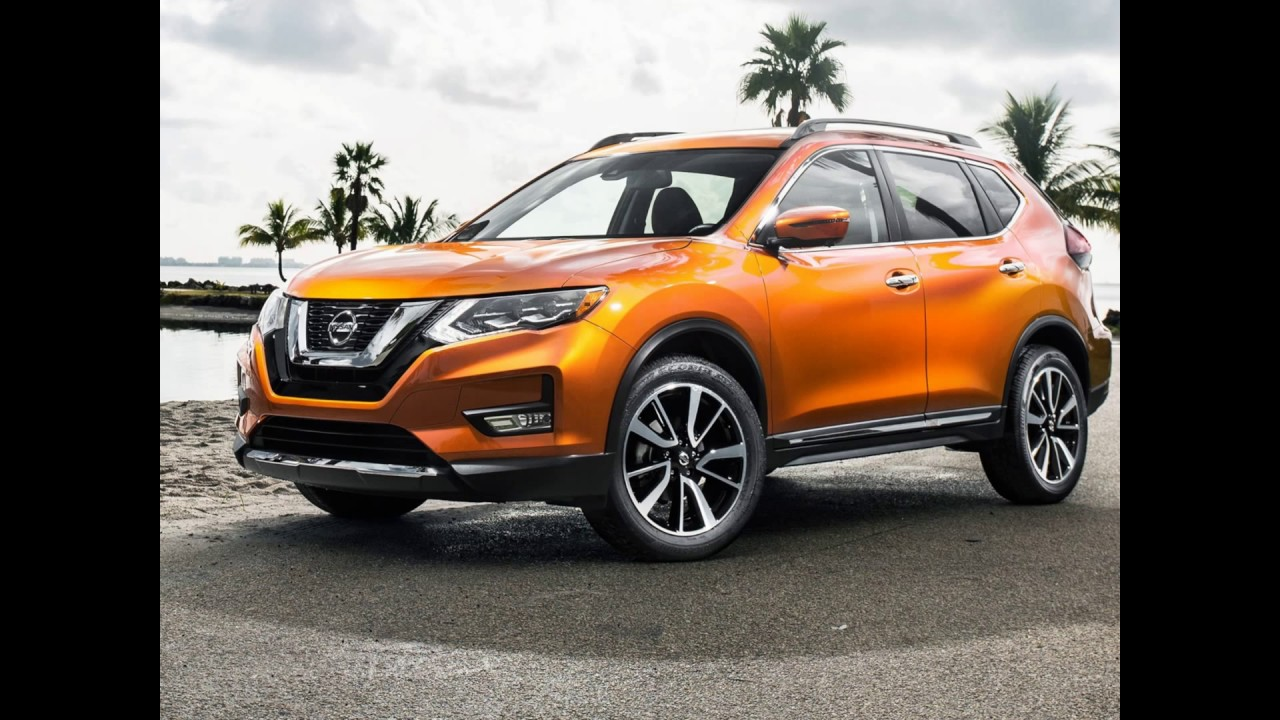 New 2017 The Nissan Rogue Hybrid Sl Concept Review And Release Date