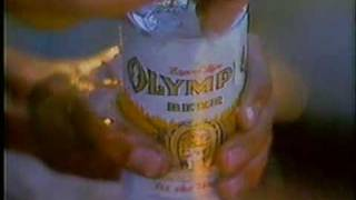 COMMERCIAL Olympia Beer - It