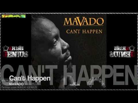 Mavado - Can't Happen [Animal Instinct Riddim] Jan 2013