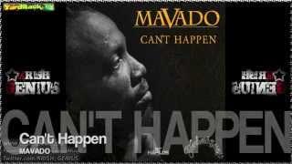 Mavado - Can-t Happen [Animal Instinct Riddim] Jan 2013