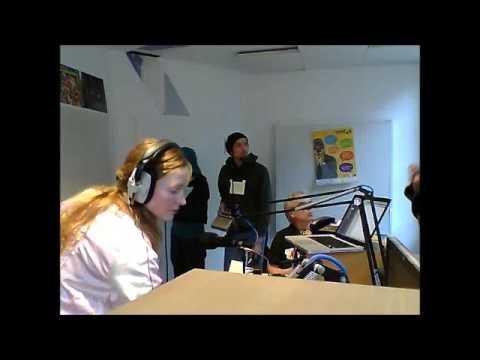 RADICAL UNSICHTBAR ACT5 RADIO TRANSMISSION   Film Documentary from the live studio FSK93 0 12 januar